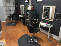 NOW HIRING! Part Time Licensed Hairstylist