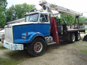 BOOM TRUCK FOR CLASSIC CAR