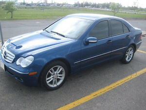 2004 Mercedes C-Class C230 Sedan MUST SELL!  or Trade?