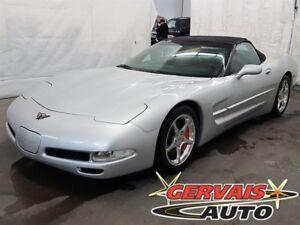 Chevrolet Corvette Convertible Cuir MAGS *Bas Kilométrage* 2002