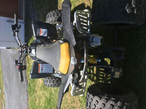 2015 Can Am DS X90-4ST