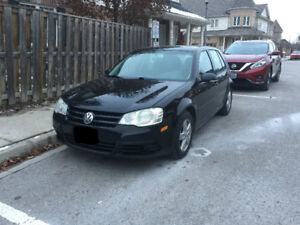 2010 VW Golf City