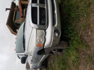 PARTING OUT 4 2003 DODGE RAM 3500 4X4  5.9L