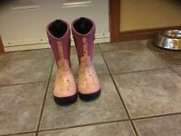 Youth Bogs - Girls size 12 & size 3