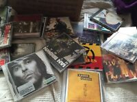 133 Music Cds , job lot. All originals , ideal for car boot