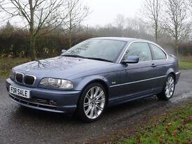 BMW 3 SERIES 330CI (blue) 2000