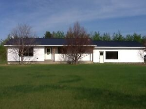 Acreage/House for Rent