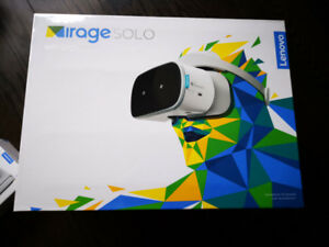 BNIB - Lenovo Mirage Solo VR standalone headset and camera