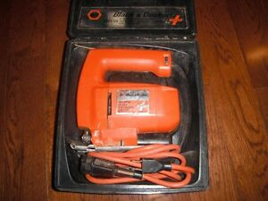 Jig Saw Black & Decker