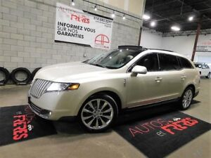 Lincoln MKT 4dr Wgn 3.5L AWD 2011