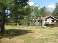 Perfect Weekend Home in Country within Walking Distance to Lake