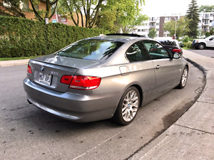 BMW 328xi coupe 2009- very low milage 64 000 km!!!