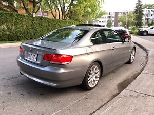 BMW 328xi coupe 2009- very low milage 64 000 km!!!