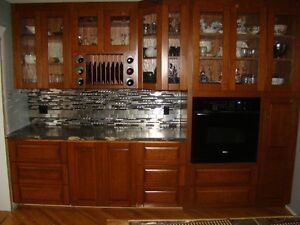 kitchen cabinet re facing and custom cabinet add ons - Kitchen Cabinet Refacing Ottawa