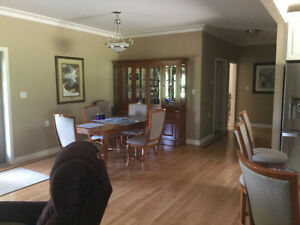 executive furnished home in oliver