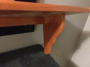 Wooden shelf Kitchener / Waterloo Kitchener Area image 3
