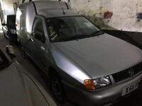 2001 Volkswagen Caddy 1.9 SDi Kombi Van 3 door Van
