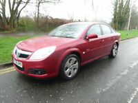 Vauxhall Vectra 3.0CDTi V6 24v 2006/06 Elite full leather climate control alloys