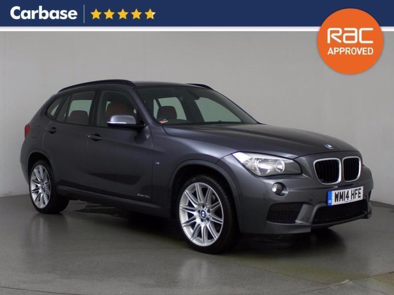 2014 BMW X1 SDrive 18d M Sport 5dr SUV 5 Seats