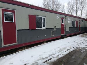 (2) ALTA-FAB WELLSITE / LODGING TRAILERS