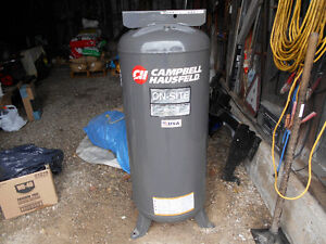 COMPRESSOR TANK (60 GALLON BRAND NEW(2013) NEVER BEEN USED