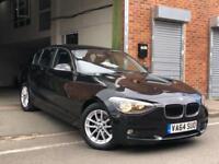 2014/64 BMW 116D EfficientDynamics Business Edition SATNAV P/X M SPORT GTD GOLF