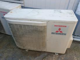 Air conditioning condenser