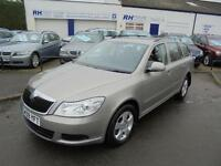 SKODA OCTAVIA AMBIENTE 1.9 TDI 09reg DIESEL MANUAL ESTATE FULL HISTORY TIDY CAR
