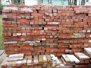 Used Paver Bricks