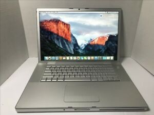 MacBook Pro A1226 en excellente condition