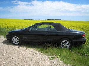 1996 Chrysler Sebring LX Convertible