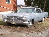 Classic 1964 Cadillac Sedan Deville