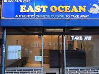 Chinese takeaway for sale