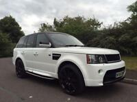 2006 Land Rover Range Rover Sport 2.7 TD V6 HSE SUV 5dr Diesel Automatic (271