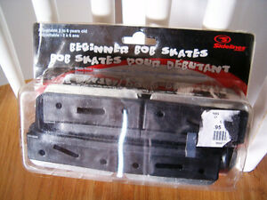 Beginner bob skates adjustable 2 to 6 year olds