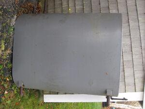 2001 200 gallon oil tank