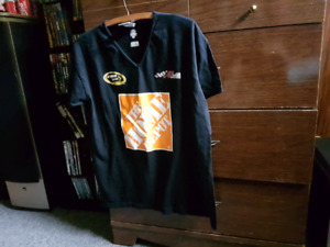 Tony Stewart t-shirt WOMEN'S XL