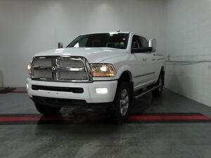 2014 Ram 3500 Longhorn   - NAVIGATION - Cooled Seats -  Heated S