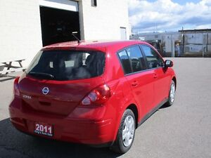 2011 Nissan Versa 1.8 ONLY $ 6500 Stratford Kitchener Area image 4