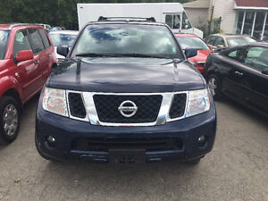 2008 Nissan Pathfinder SUV Safety and E.tested for $7900