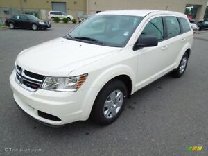 2012 Dodge Journey Canada Value Pkg Sedan - low mileage!!