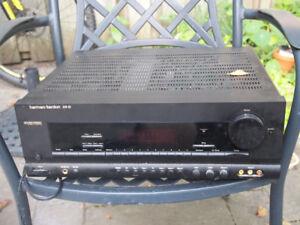 Harmon Kardon AV receiver / amp
