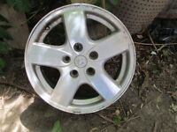 4---16 in Dodge Mags---5 x 114.3mm