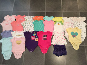 BRAND NEW CONDITION summer clothes for baby girl size 3 months