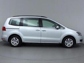 2014 VOLKSWAGEN SHARAN 2.0 TDI CR BlueMotion Tech 140 SE 5dr DSG MPV 7 Seats