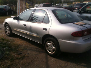 2005 Chevrolet Cavalier certified and e tested Sedan