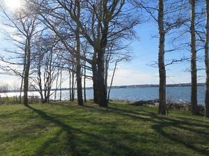 Stratford waterfront lot