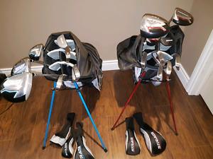 Callaway Strata golf club sets
