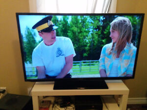 "EXCELLENT CONDITION 46"" Full HD 1080p Samsung LED TV HDMI, USB"
