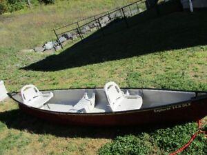 Pelican Canoe